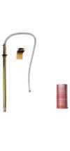 Staffa per pompa