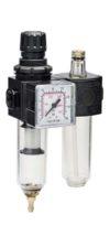 Regolatore di pressione con manometro