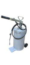 pompa grasso a leva con serbatoio da 16 kg