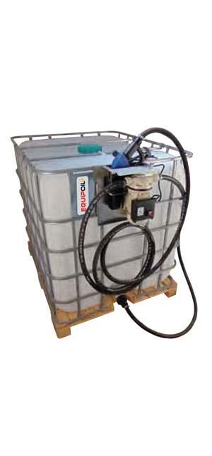 Cisterna urea per camion